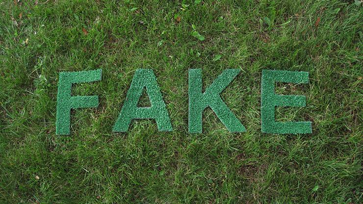 FAKE - sens du mot - darvee