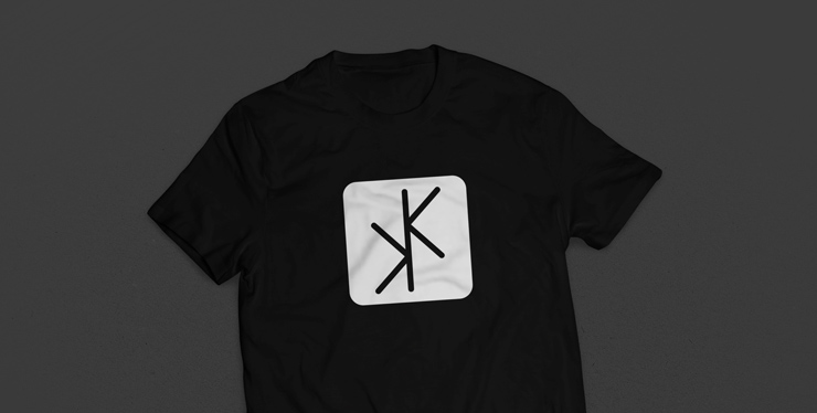 KAIKU Audio - Logo - Tshirt