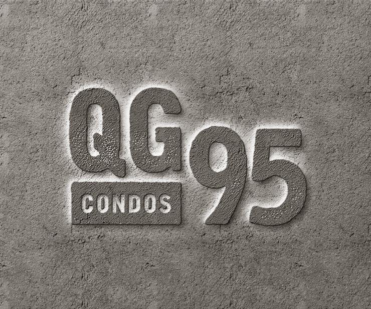 QG95 Quai de la Gare Condos Ste-Therese - Logo