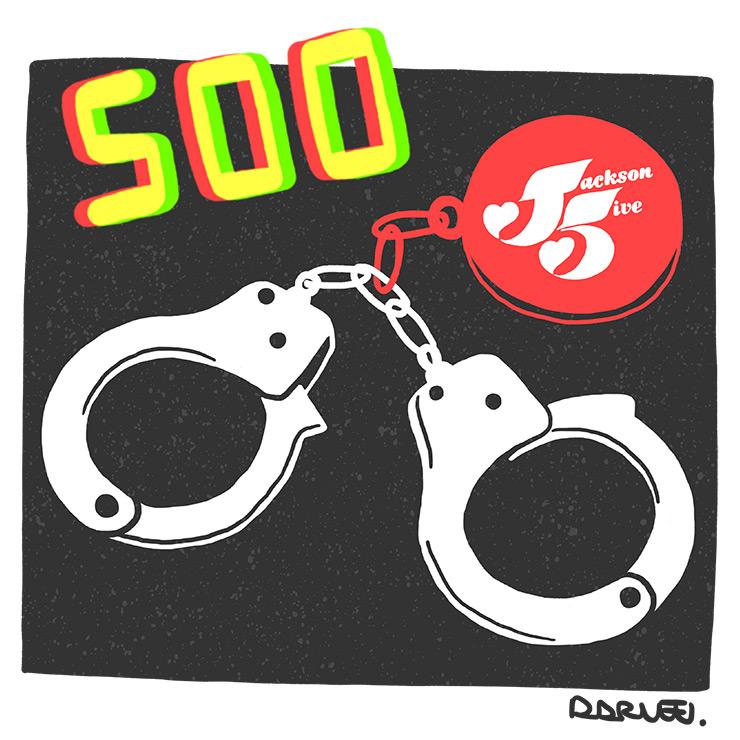 SI J'AVAIS UN TECH - Place des Arts - Chiffres - 500 arrestations