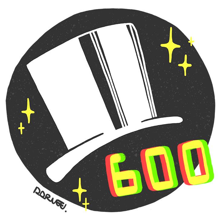 SI J'AVAIS UN TECH - Place des Arts - Chiffres - 600 costumes