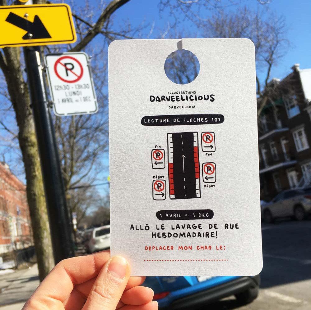 Vignette Parking Montreal Darvee